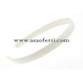 Бяла диадема пластмаса-1.2 см
