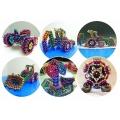 Цветни магнитни топчета 5 мм