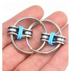 Антистрес играчка ринг с велосипедна верига