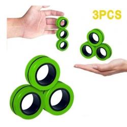 Антистрес магнитни пръстени-фиджет