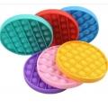 Поп Ит Едноцветни Кръг- фиджет играчка