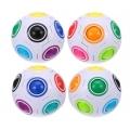 Fun Fidget Ball с форма на футболна топка