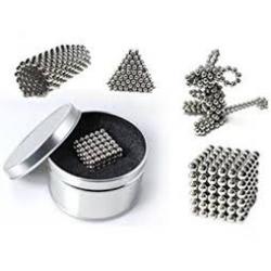 Сребърни магнитни топчета 5 мм