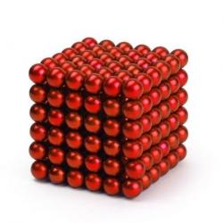 Червени Магнитни топчета - 5 мм