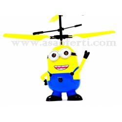 Летящ миньон играчка-детски дрон