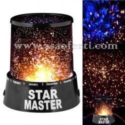 Лампа проектираща звездите Star Master