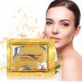 Уникална чудотворна златна маска за очи