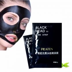 Черна пилинг маска за лице