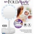LED огледало My FoldAway Mirro
