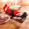 Уред за рязане на колбаси и зеленчуци