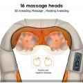 Шиацу мадажор с 16 масажни глави