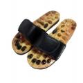 Масажни чехли с ест. камъни