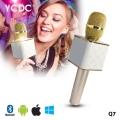 Безжичен Блутут караоке микрофон Q7