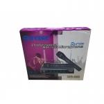 Безжични микрофони WVNGR WG-006