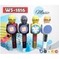 Блутут микрофон WSTER WS-1816