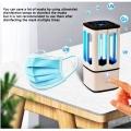 UV лампа за дезинфекция