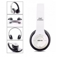 Бели Безжични блутут слушалки OPEN P47