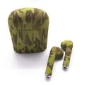 Безж. слушалки i7 TWS Зелен Камуфлаж