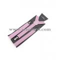 Тиранти цвят розов-унисекс