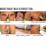 Мъжки тример MicroTouch MAX
