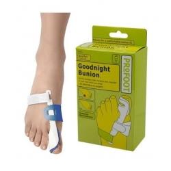 Нощна шина ортеза за кокалчета на крака