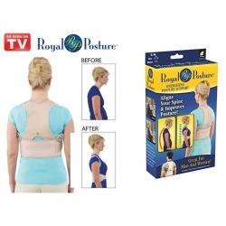 Колан Royal Posture за изправяне на гърба