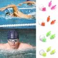 Комплект тапи за нос и уши за плуване